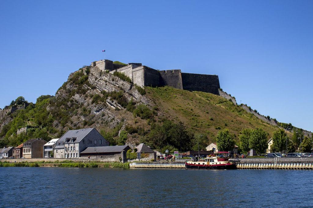 la citadelle de Charlemont
