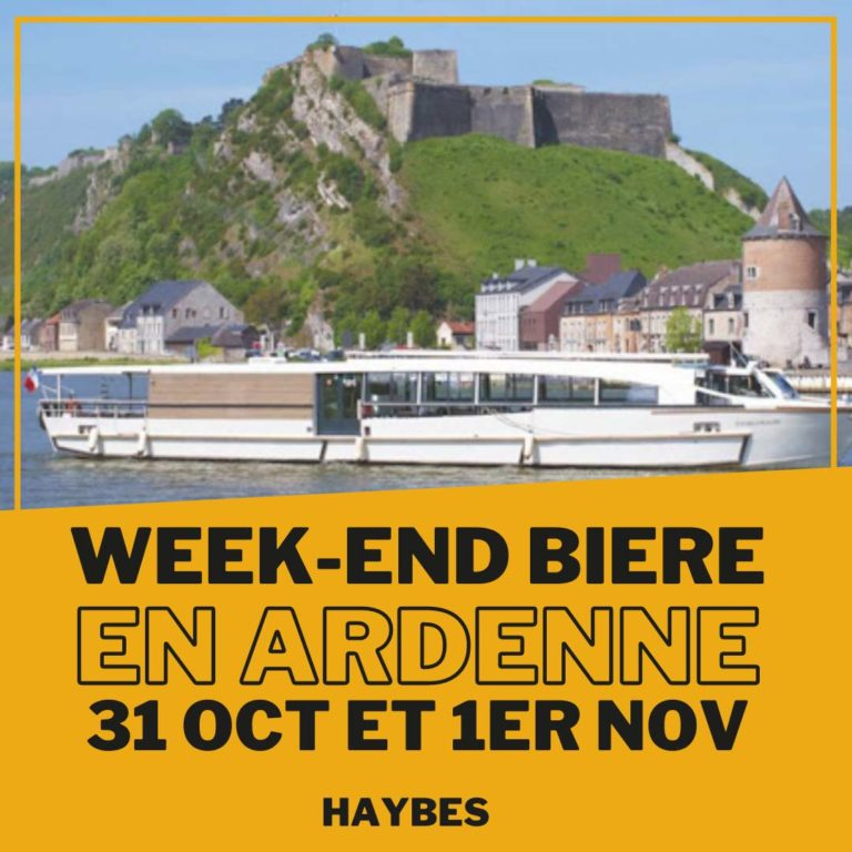 Week-end bière en Ardenne